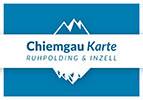 Chiemgau Karte | Ruhpoling & Inzell
